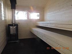 Sauna Jalon saunatila