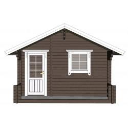 Sauna Ruhanen - etukuva