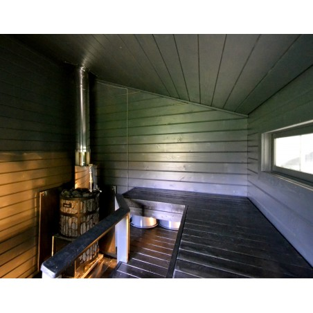 Sauna Sointu - Valokuva saunasta