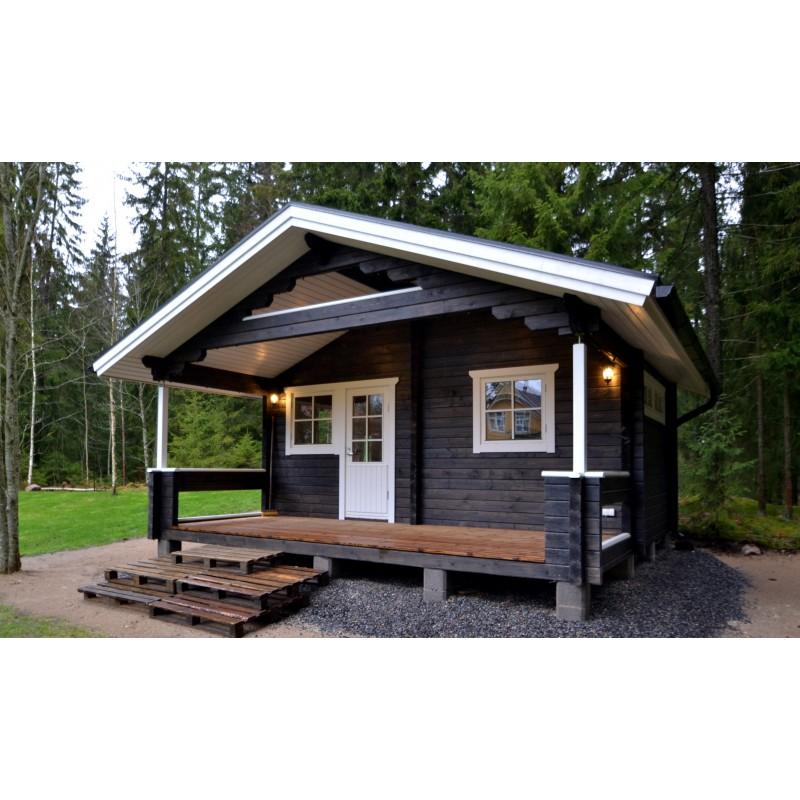 Sauna Sointu - Valokuva etuoikealta