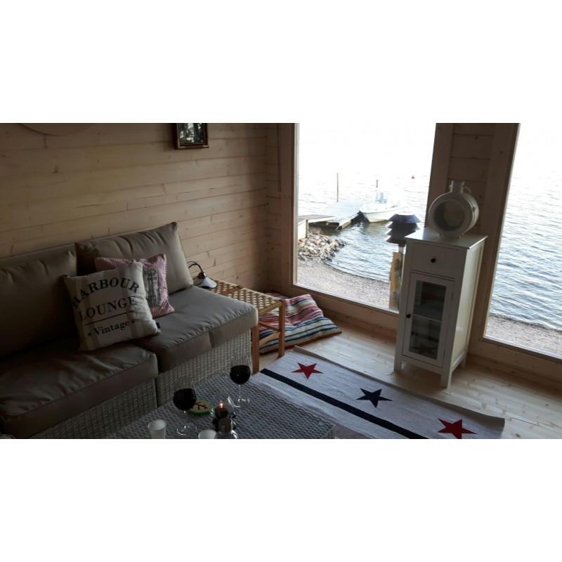 Sauna Jalo - Tupa merelle päin