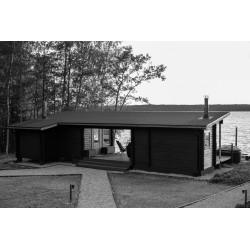 Sauna Kuikka - Valokuva takaa