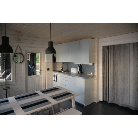 Sauna Kuikka - Oleskelutilaa
