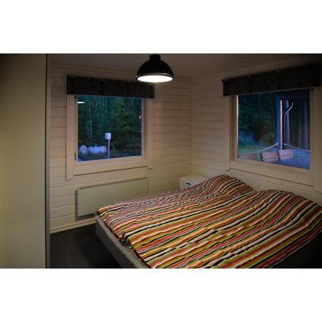 Lomamökki Kettuholma - Makuuhuone