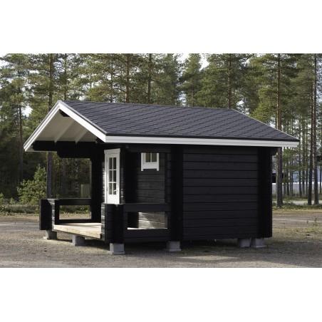 Sauna Siima (136 mm) - Valokuva etuoikealta