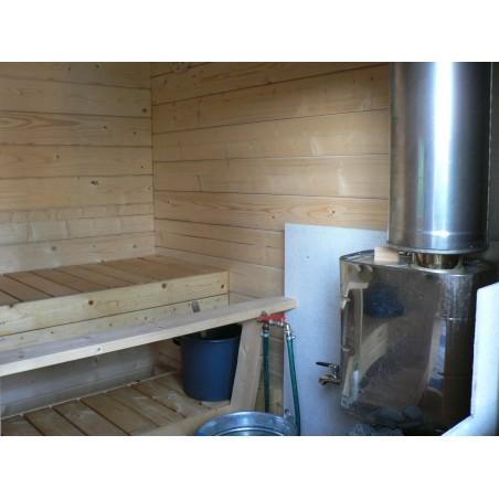Sauna Karttu lauteet